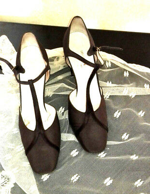 SCARPE VINTAGE  CREATION MANCIN PARIS  n°40/5