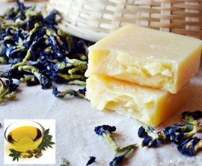 Organic Castor Oil Natural SOAP LOAF for Face Body and Hair
