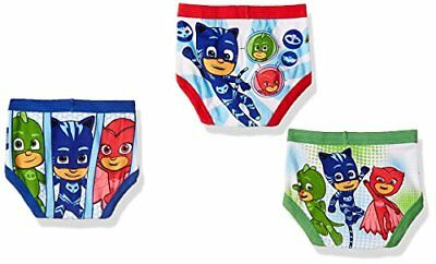 PJ Masks Brief Underwear For Toddler Boy 100% Cotton Soft Pack of 7 For 2T-4T