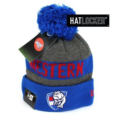 New Era - Western Bulldogs Jake Beanie