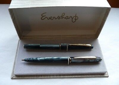 Ancienne Parure Stylo Plume Eversharp / Version Luxe / Boite