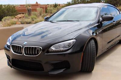 2014 BMW M6 Carbon fiber spoilers and side skirts 2014 BMW m6 Gran Coupe assumable 7-yr warranty Vorsteiner spoilers
