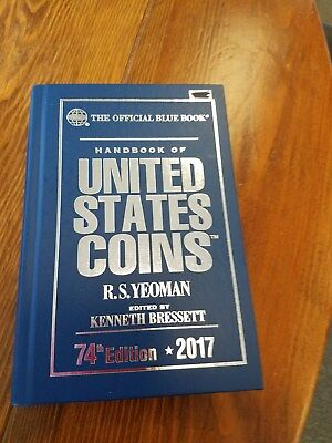 2017 BLUEBOOK  (hard cover)