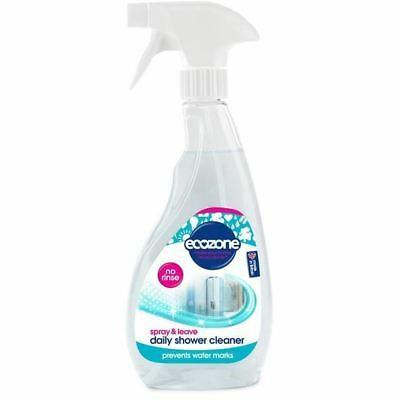 Ecozone Daily Shower Cleaner Spray 500ml