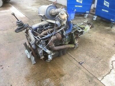BEDFORD 500 Engine And Gearbox Tl Tk Km - £750.00 | PicClick UK