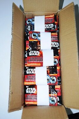 New Star Wars Topps Galactic Connexions Trading Discs & Game - Lot of 50 packs!