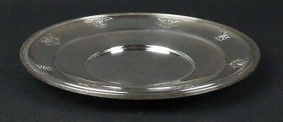Alvin Gainsborough sterling silver plate 925 vtg H1409 solid