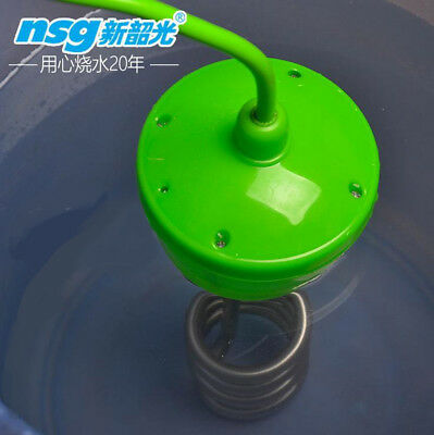 Suspension Swimming Pool water Heaters Electric for Inflatable pool tub Bathtub