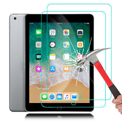 9H Premium Tempered Glass Screen Protector For iPad 9.7 Pro 9.7 2018 Mini 1 2 3