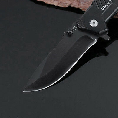 Pocket Portable Folding Blade Knife Blade Self-defense Outdoor Camping Knives Zo