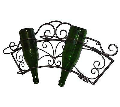 ancien casier porte bouteille panier 4 bouteilles vintage wire bottle carrier eur 21 00. Black Bedroom Furniture Sets. Home Design Ideas