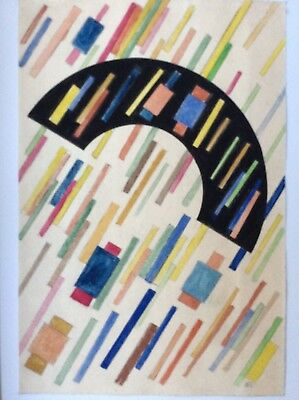 Art Suprematiste Russe-Composition-