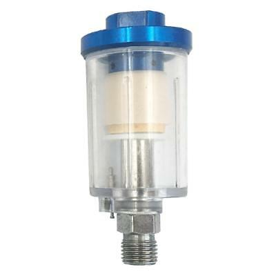 Water Oil Separator - Air Compressor Filter Tools 1/4 inch Inlet and Outlet