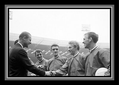 Collectors/Photograph/Print/7 x 5 Photo/Manchester United 1963 FA Cup Winners 5