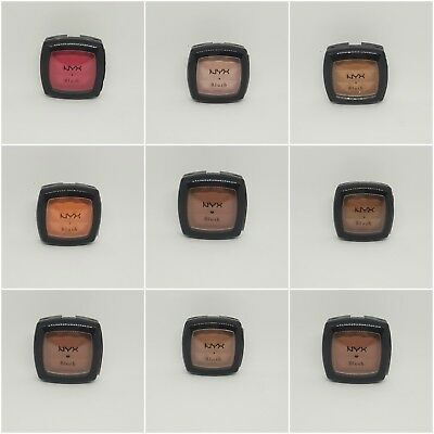 Nyx Blush Powder Various Shades Please Choose Your Shade