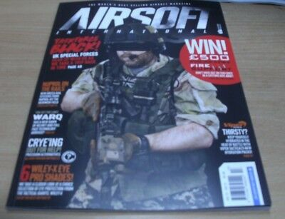 Airsoft International magazine Vol 13/13 2018 UK Special Forces Task Force Black