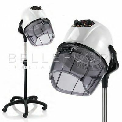 Casco Record Hair Dryer 1200W Bianco Asciugacapelli Parrucchiere Professionale