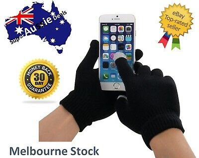 Winter Gloves Conductive Finger Touch Screen Gloves for iPhone iPad Mini Samsung