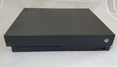 Xbox One X 1TB Console 4K Blu-ray Player - Console Only