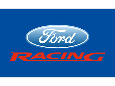 FORD RACING FLAG 3x5FT 90x150CM