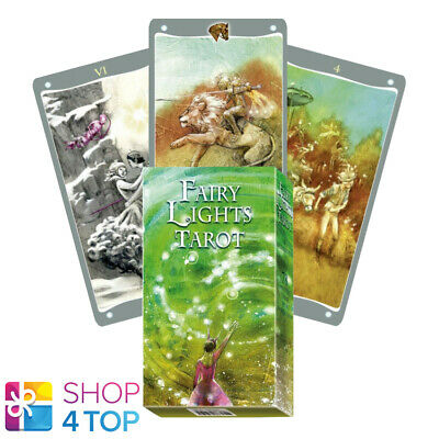 Fairy Lights Tarot Deck Cards Esoteric Fortune Telling Lo Scarabeo New