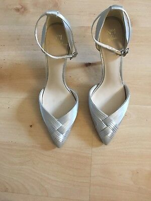 no 1 jenny packham shoes Size 4 Pale Grey