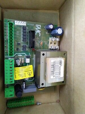 Faac 200 Mps Control Unit Card Central 790903 Command Shutter Shutters