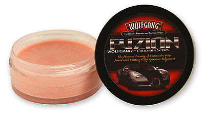 Wolfgang Car Care Füzion Carnauba Polymer Estate Wax 3 oz. Mini WG-9901