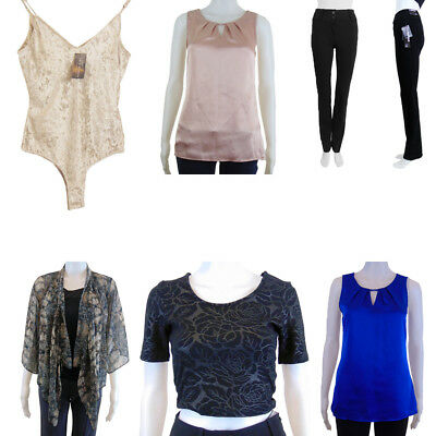6 NEW Women's Clothing Items - Resale - Lot - Mixed Sizes XS and S