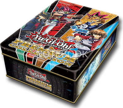 Yu-Gi-Oh Premium Collection Tin 2012 - Brand New - Sealed