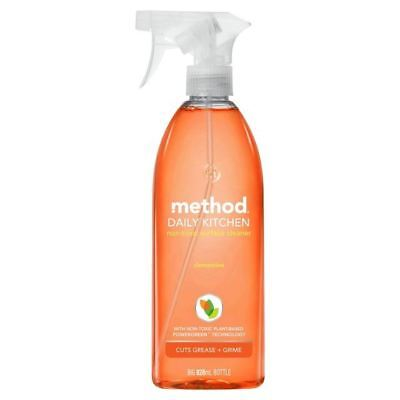 Method Daily Kitchen Surface Cleaner Clementine 828ml