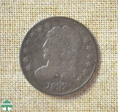 1832 Capped Bust Half Dime - Very Good Details