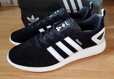 Details about ADIDAS PALACE PRO UNRELEASED LOOKSEE SAMPLE CORE BLACK WHITE GOLD BOOST B42689 9