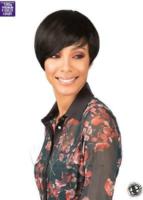 Bethany | M994 | Black/brown/blonde | Short Synthetic Pixie Wig | Bobbi Boss