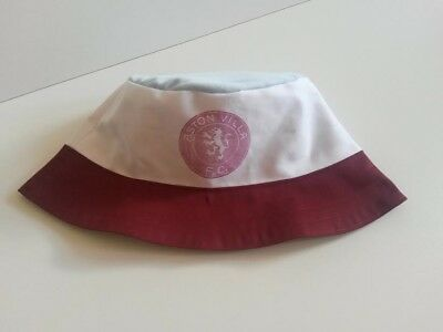 ASTON VILLA FOOTBALL BUCKET HAT 80s casuals AVFC - £24.99  506084f4eb8