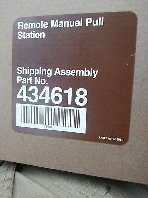 ANSUL * Manual Remote Pull Station #434618 * New Style *