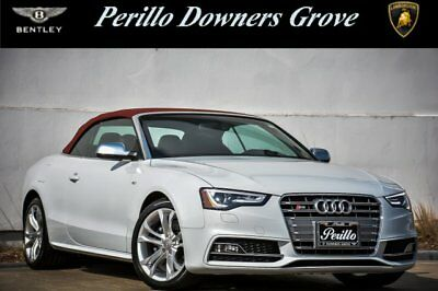 S5 With Navigation 2017 Audi S5 Cabriolet for sale!