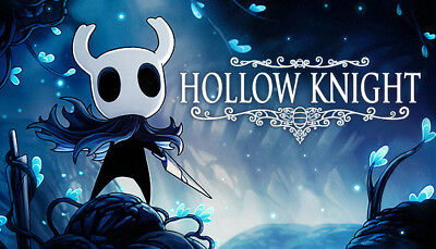 Hollow Knight Steam  (PC/MAC/LINUX) - Europe only -