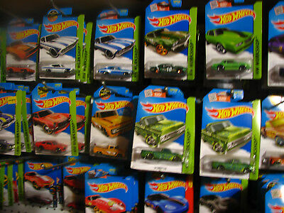 2011 - 2016 Ford Mercury Hot Wheels - Create Your Own Lot - Pick And Choose