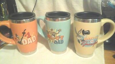 Looney Tunes Ceramic Thermal Coffee Mugs