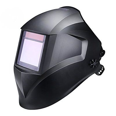 Welding Helmet, Tacklife PAH03D Professionally Auto Darkening Protective Mask wi