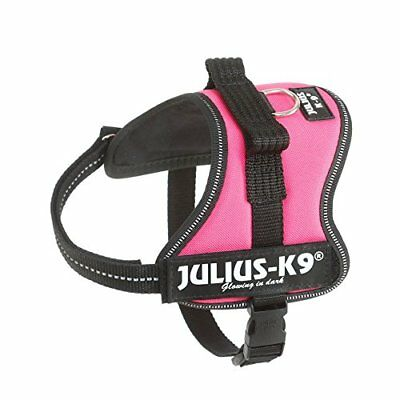 Julius K9 162DPN-MM, K9-Powerharness, Size Mini-Mini, Dark Pink