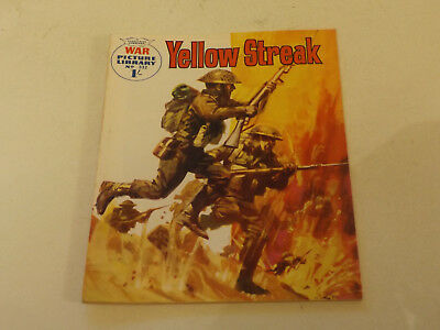 WAR PICTURE LIBRARY NO 532!,dated 1969!,V GOOD for age,great 49!YEAR OLD issue.