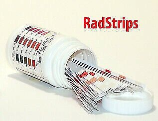 """Universal Coolant Test Strips """"ALL FLUIDS"""" (GWR RadStrips) 70 Strips FREE SHIP"""
