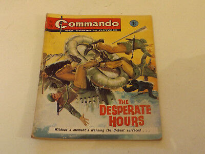 Commando War Comic Number 157!,1965 Issue,good For Age,53 Years Old,very Rare.