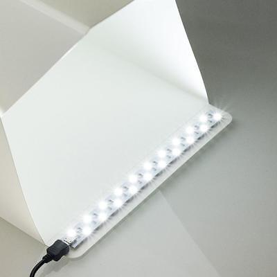 LED Light Strip Photo Studio Lighting Soft Box Shooting Tent Closet 20cm Useful&