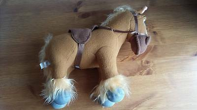 Disney Store Phillipe Horse Plush Toy from Beauty and the Beast