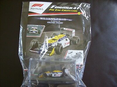 Formula 1 The Car Collection Part 53 Williams FW11B Nelson Piquet