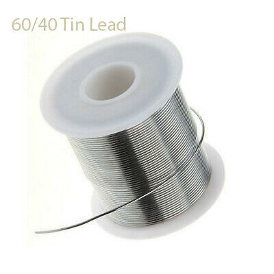 Solder Wire 60/40 Tin Lead. Choose required length. FREE POST