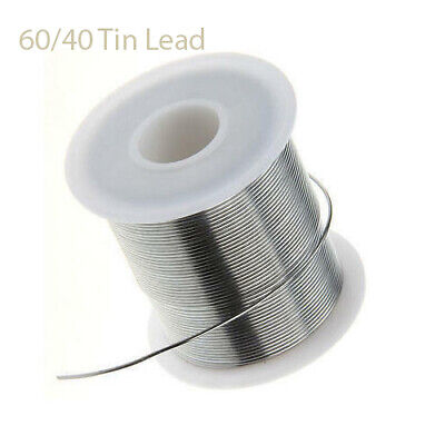 Soldering Solder Wire DIY Hobbyists Electronincs 60/40 Tin Lead Solder 22AWG